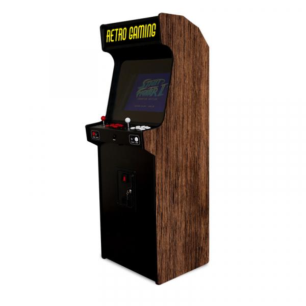Borne d'arcade - bois