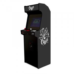Borne d'arcade - coffee