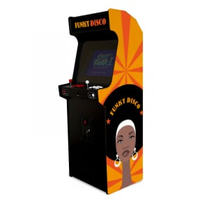 Borne d'arcade - funk
