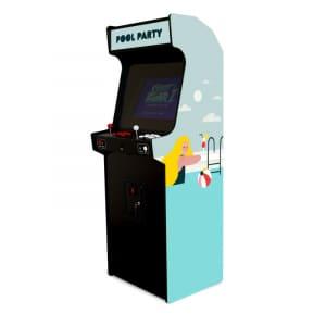 Borne d'arcade - pool