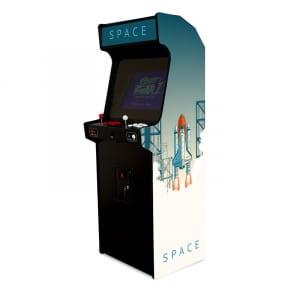 Borne d'arcade - space