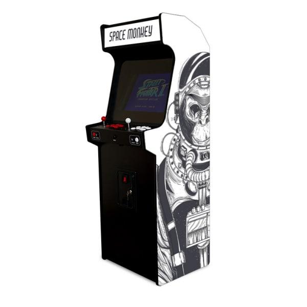 Borne d'arcade - space monkey