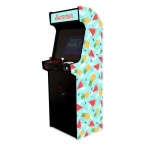 Borne de jeux d'arcade – Summer