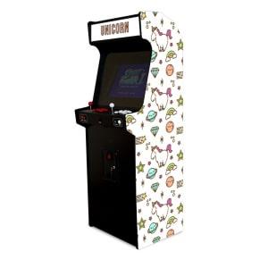Borne d'arcade - unicorn
