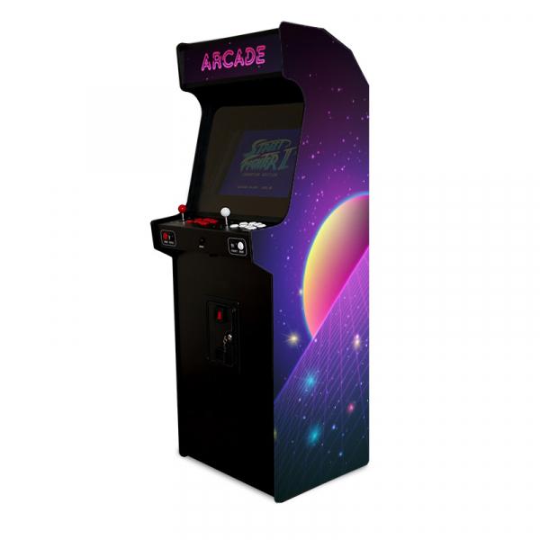 Borne de jeux d'arcade – Neon