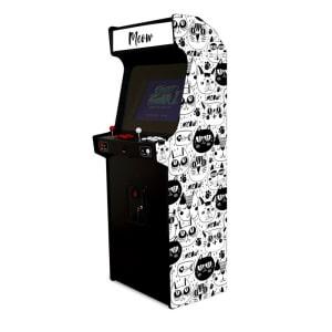 Borne d'arcade - meow