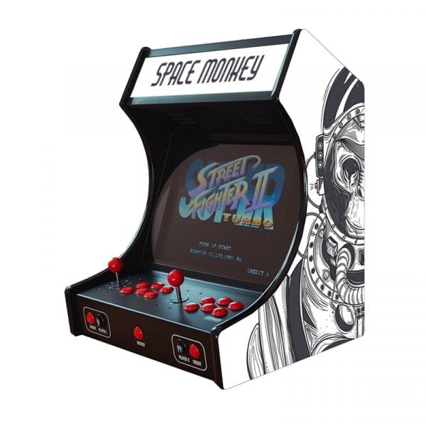 Bartop de jeux d'arcade – Space Monkey