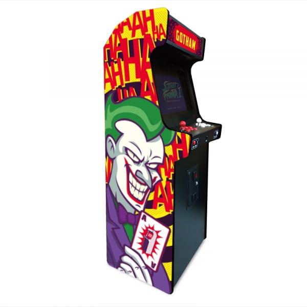 borne arcade joker