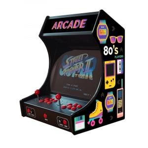 Bartop de jeux d'arcade – 80's