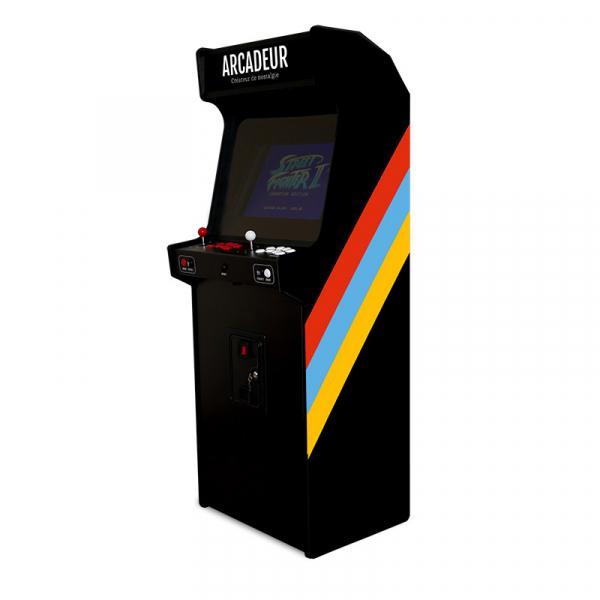 Borne de jeux d'arcade – Arcadeur