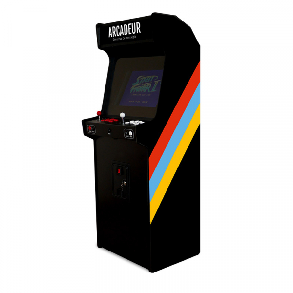 Borne d'arcade Arcadeur