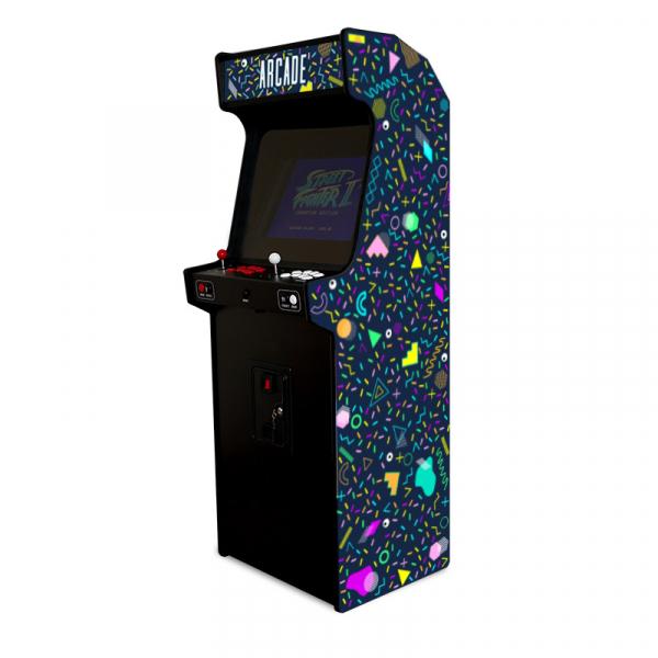 Borne de jeux d'arcade – Confeti