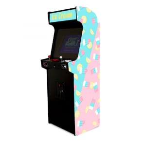 Borne de jeux d'arcade – Ice Cream