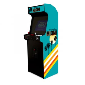 Borne de jeux d'arcade – Miami