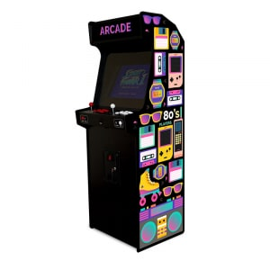 Borne de jeux d'arcade – Eighties
