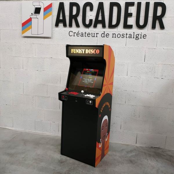 Borne d'arcade Funky