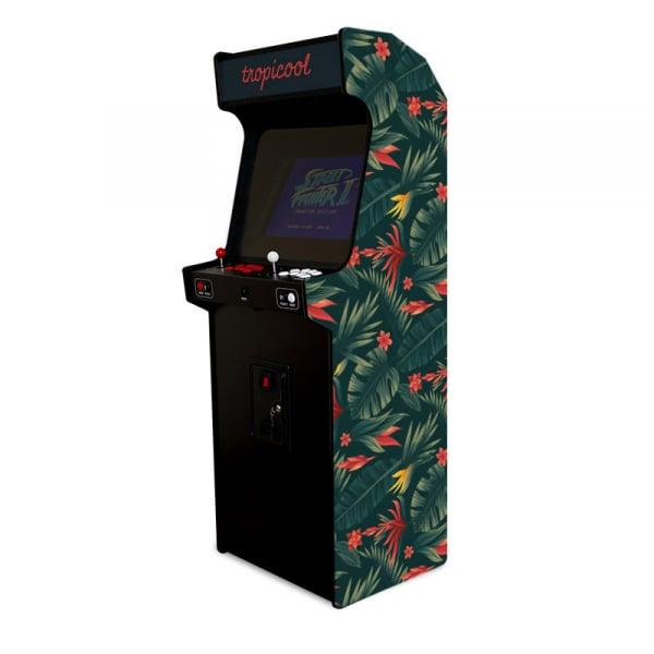 Borne de jeux d'arcade – Tropicool