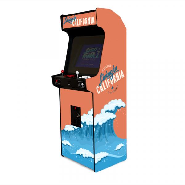 Borne de jeux d'arcade – California