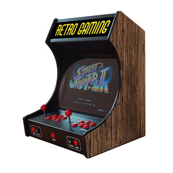 Bartop de jeux d'arcade – Bois