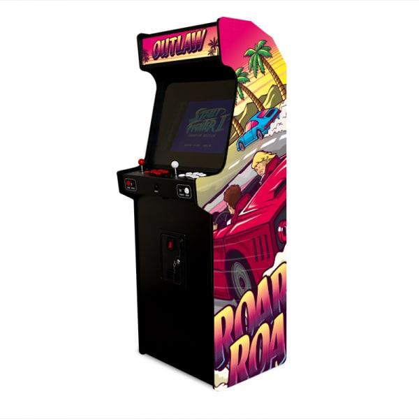 Borne d'arcade Outlaw X Tougui
