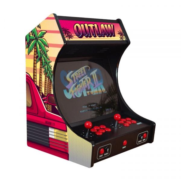 Bartop de jeux d'arcade – Outlaw