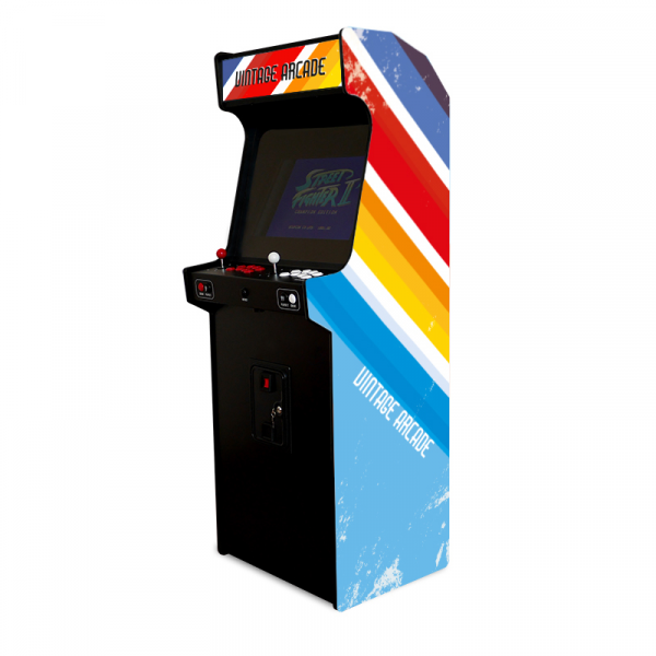 Borne d'arcade Vintage