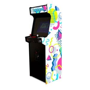 Borne d'arcade Memphis Blanc