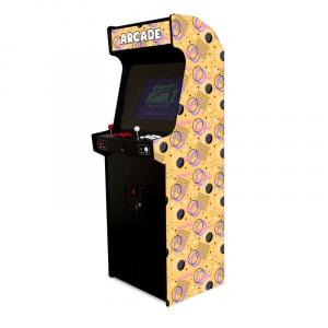Borne d'arcade Memphis Orange