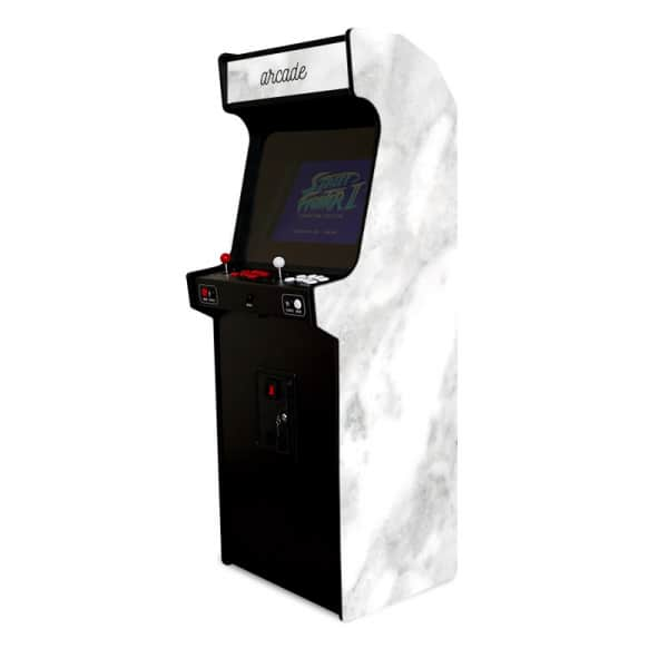 Borne de jeux d'arcade – Marble