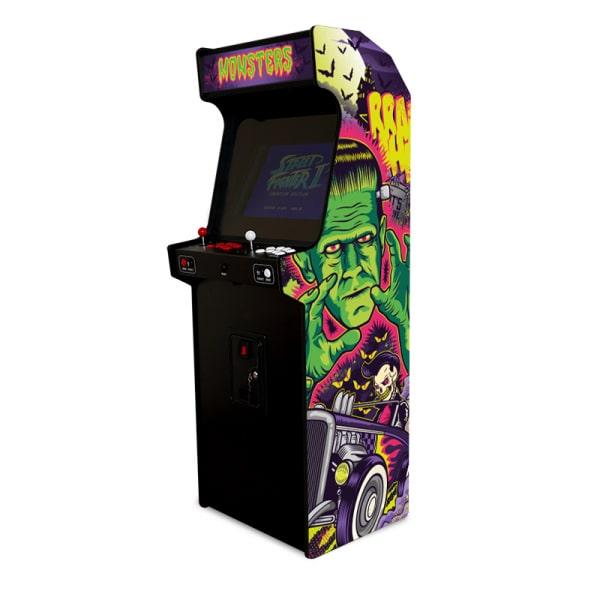 Borne d'arcade Monsters X Tougui