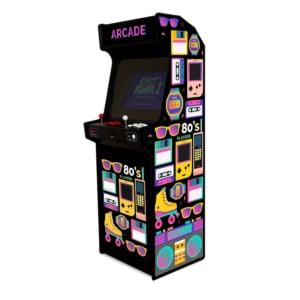 Borne d'arcade Eighties intégrale
