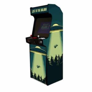 Borne d'arcade Lost intégrale